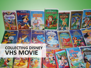are disney vhs movies worth keeping junk or not junk junk it. Black Bedroom Furniture Sets. Home Design Ideas