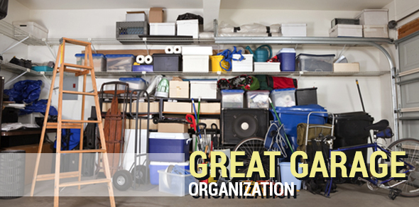 Great Garage Organization